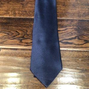 Armani Collezioni Blue Tie